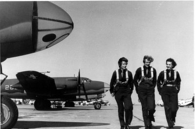 Congress passes bill allowing Arlington burials for female WWII pilots