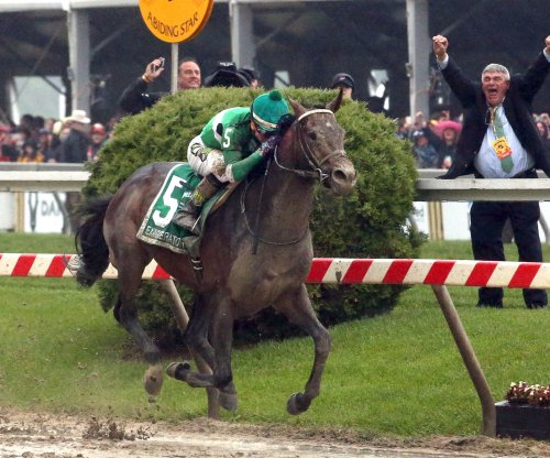 Exaggerator 9-5 Belmont favorite from No. 11 post