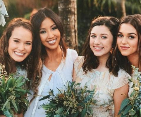 'Duck Dynasty's' Rebecca Robertson ties the knot with boyfriend John Reed Loflin in Mexico