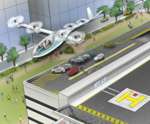 Uber will introduce flying taxi service by 2020, official says