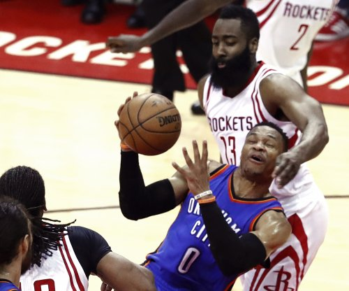 Houston Rockets dump Russell Westbrook, Oklahoma City Thunder to claim series in five games