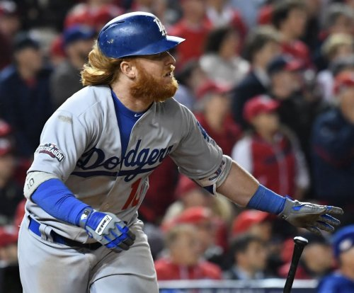 Los Angeles Dodgers place red-hot Justin Turner (hamstring) on disabled list