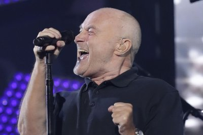 Phil Collins hospitalized after fall, postpones London shows