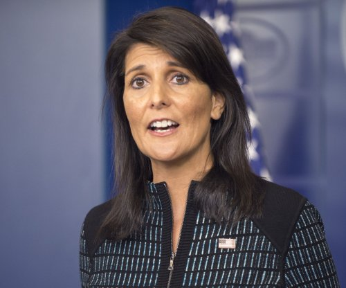 Nikki Haley: U.S. Embassy move in Israel 'absolutely the right thing to do'