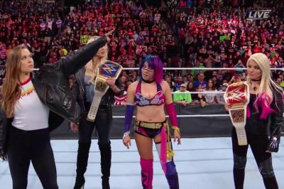 WWE Royal Rumble: Asuka, Nakamura headed to WrestleMania