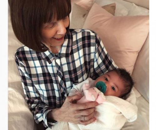 Kylie Jenner's grandmother cradles Stormi in new photo