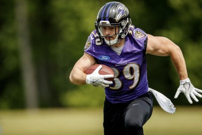Danny Woodhead: Baltimore Ravens release veteran RB