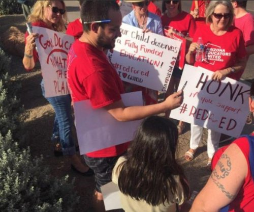 Joining national movement, Arizona teachers to strike next week