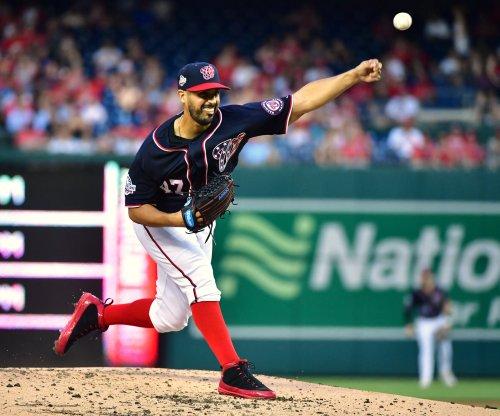 Washington Nationals seek sweep against San Diego Padres' lackluster bats
