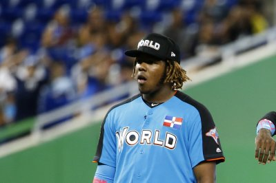Jays' top prospect Guerrero Jr. working his way back from injury