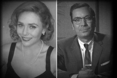 Elizabeth Olsen, Jimmy Fallon parody 'WandaVision' with 'FallonVision'