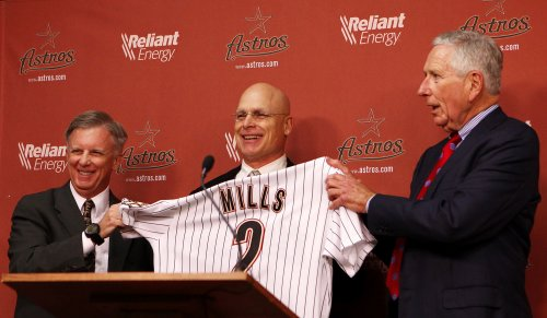 Astros shake up front office