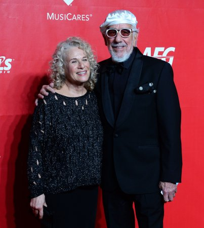 Music industry honors Carole King as MusiCares person of year