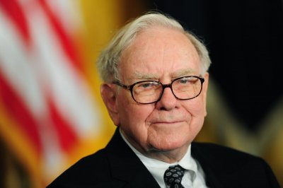 Warren Buffet would be surprised if stock prices fell 50%