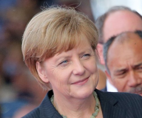 Merkel decries anti-Muslim prejudice