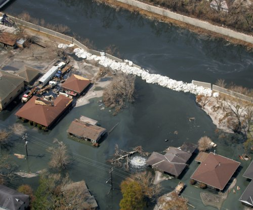 U.S. found liable for Hurricane Katrina flooding
