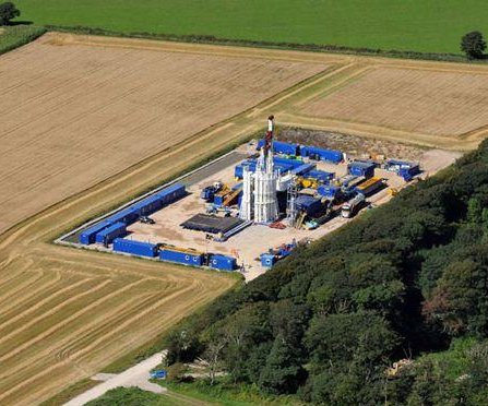 British shale gas campaign hits wall