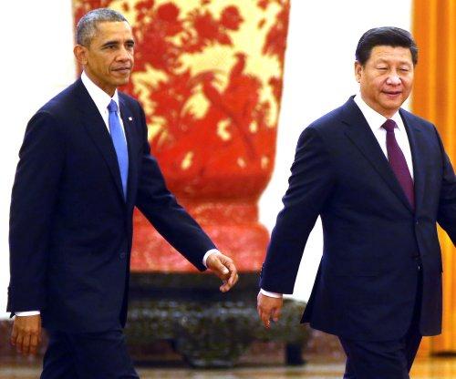 Chinese president makes symbolic visit to North Korea border area