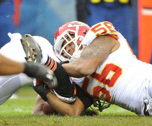 Kansas City Chiefs defense helped by return of Derrick Johnson
