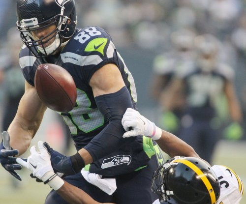 Seahawks TE Jimmy Graham out for season with torn patellar tendon