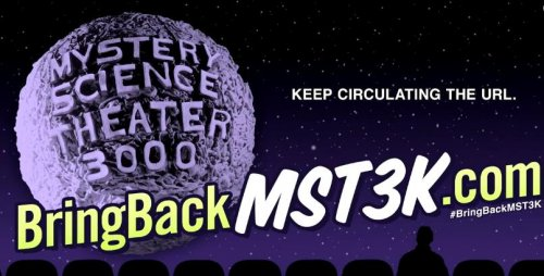 Jerry Seinfeld, Mark Hamill and Joel McHale up for 'Mystery Science Theater 3000' revival