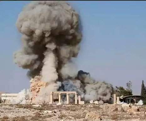 Islamic State carves path of destruction through archaeological treasures in 2015