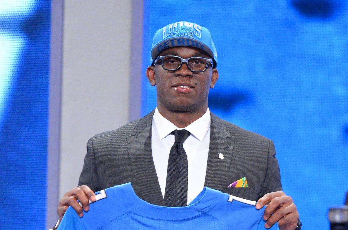 Nike authentic jerseys - Detroit Lions exercise fifth-year option on DE Ezekiel Ansah - UPI.com