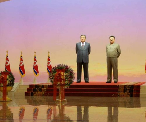 North Korea plans gilded mausoleum renovation despite food shortage