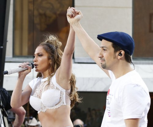 Jennifer Lopez, Lin-Manuel Miranda perform on 'Today'