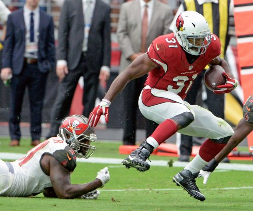 Arizona Cardinals' David Johnson continues to put up impressive numbers