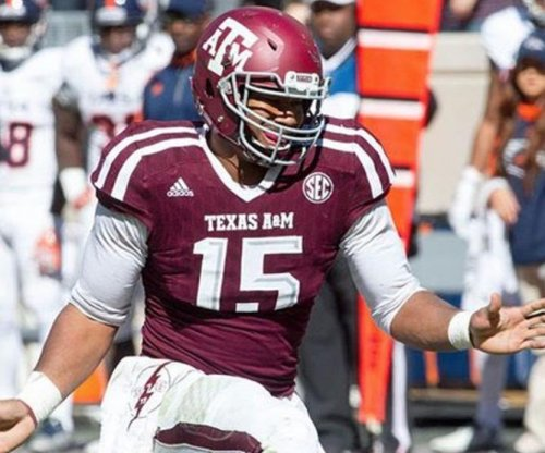 Texas A&M's Myles Garrett lining up as No. 1 overall pick