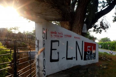 Hostage held by Colombia's ELN escapes after disarming militant