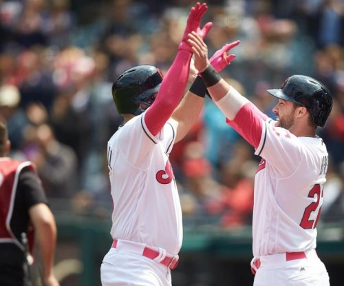 Jason Kipnis homers twice as Cleveland Indians rout Minnesota Twins