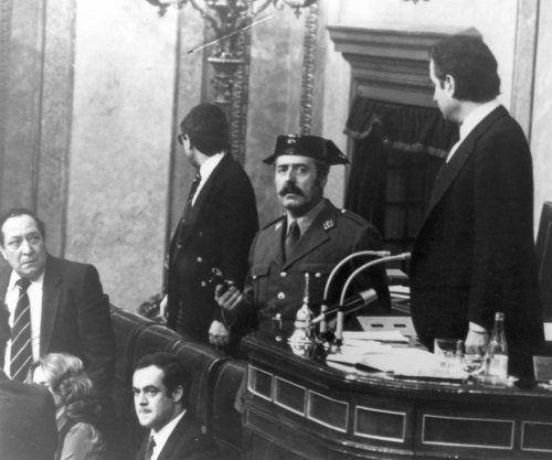 On This Day: Spanish rebels attempt coup of Parliament