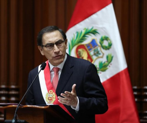 Martín Vizcarra sworn in as new president of Peru