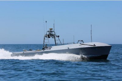 Navy completes tests on mine-hunting sonar system