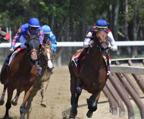 Guarana, Maximum Security survive heat wave to win weekend races