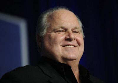 Limbaugh weds 4th wife, Elton John plays