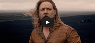 'Noah' trailer debuts: Russell Crowe takes on a biblical disaster