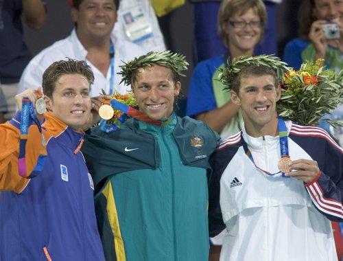 Ian Thorpe, Australian swimming champion, enters rehab for depression