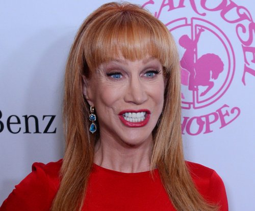 Kathy Griffin appears in her first 'Fashion Police' promo