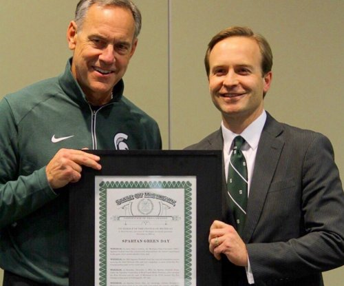 Friday is Spartan Green Day in Michigan