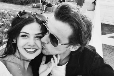 Louis Tomlinson, Danielle Campbell go public on Instagram