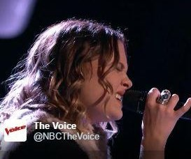 Candace Cameron Bure's daughter Natasha wows on 'The Voice'