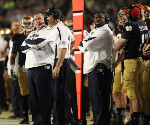 Reports: Notre Dame football coach Brian Kelly faces uncertain future