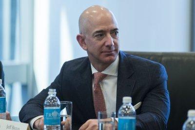 Amazon CEO Jeff Bezos now world's second-richest person