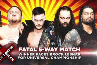 WWE Extreme Rules: Samoa Joe becomes No. 1 contender, The Miz prevails