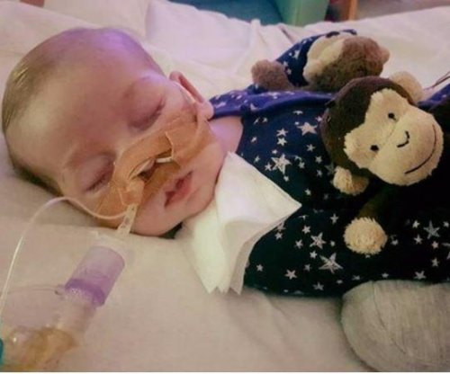 British baby Gard's parents await decision on final care