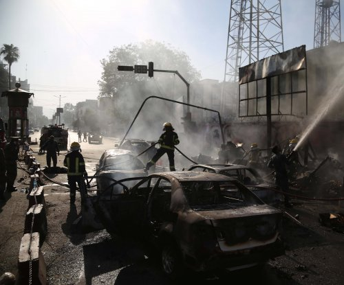 At least 15 people killed in Afghanistan suicide bombing