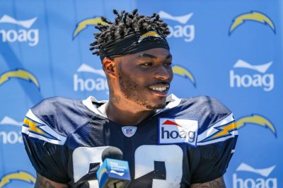 Los Angeles Chargers S Derwin James returns to practice